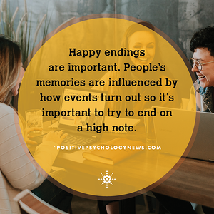 Happy endings are important